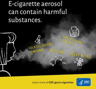 E-Cigarette Aerosol: details >>