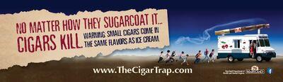 Cigar Trap 3 - Billboard: details >>