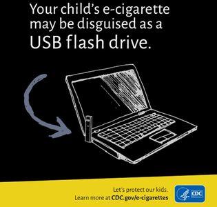 Laptop and E-Cigarette: details >>