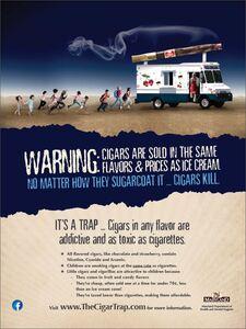 Cigar Trap 1 - Poster: details >>