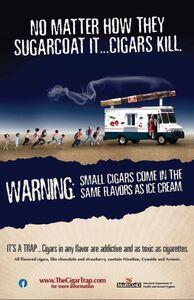 Cigar Trap 3 - Poster: details >>